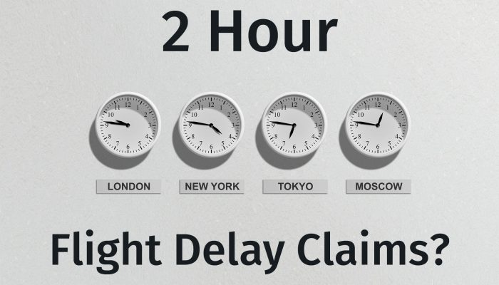 Can I Claim For A 2 Hour Flight Delay? • EU Passenger Rights
