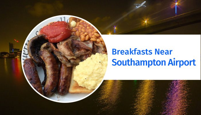 Breakfasts Cafés Near Southampton Airport